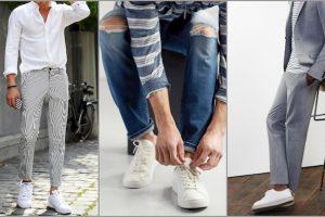 Cách phối màu quần áo với giày cho nam bạn không nên bỏ lỡ