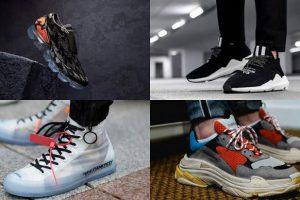 Những mẫu giày hot nhất hiện nay bạn nhất định phải có trong tủ