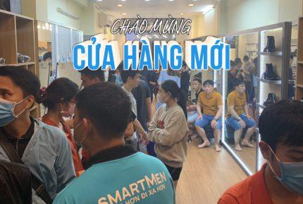 Smartmen tưng bừng khai trương cửa hàng 532 CMT8