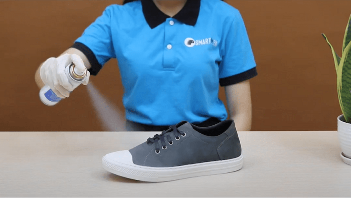 Có nên xịt nano cho giày? Cách chọn xịt nano loại tốt nhất – Smartmen