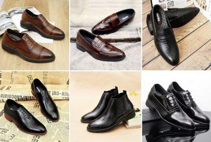 Smartmen có những mẫu giày gì?