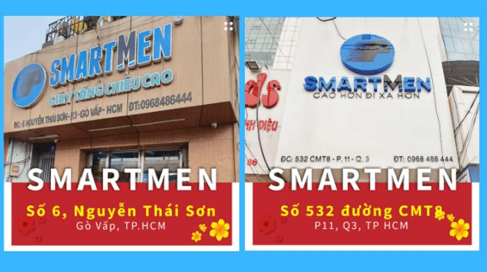 Thương hiệu Smartmen Hồ Chí Minh